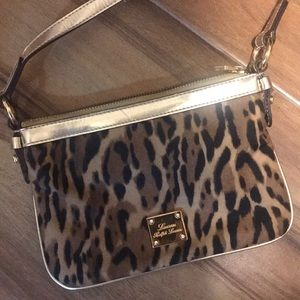 Leopard Ralph Lauren purse